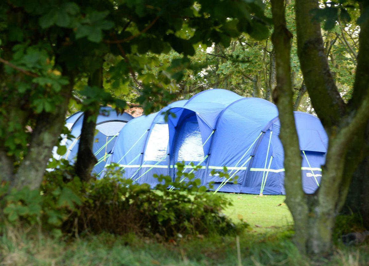 Touring & Camping - Tantallon - Meadowhead Caravan & Camping Parks