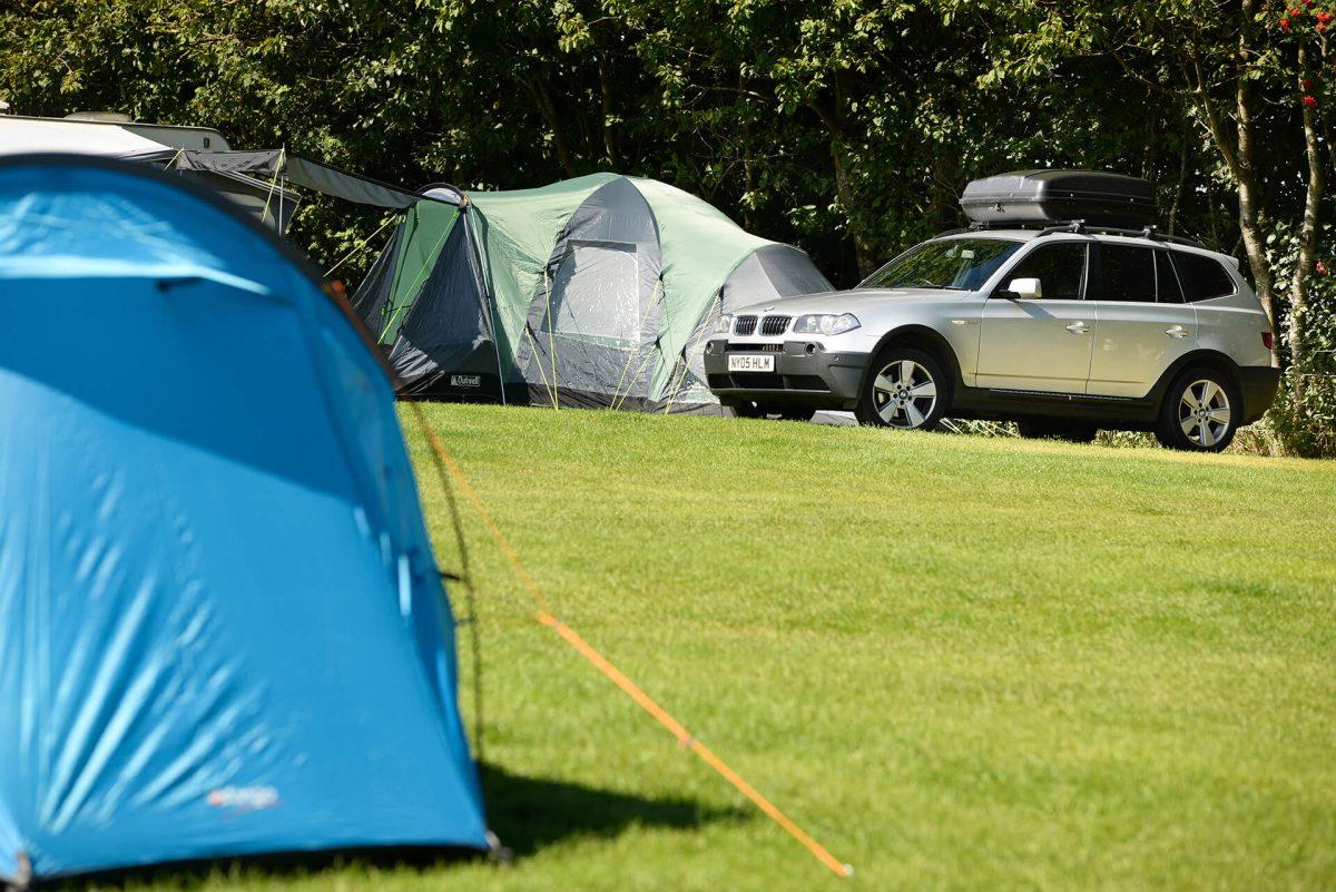 Touring & Camping - Waren - Meadowhead Caravan & Camping Parks